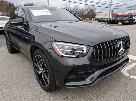 30, 2020, to add our driving impressions on the amg glc43 coupe. New 2020 Mercedes-Benz GLC AMG® GLC 43 in Graphite Grey ...