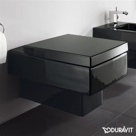 wand wc schwarz duravit vero wand tiefsp 252 l wc schwarz 2217090864 reuter