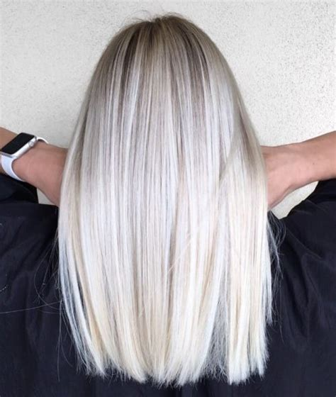 What Colour Is Platinum by 30 Best Platinum Hair Colors For 2018