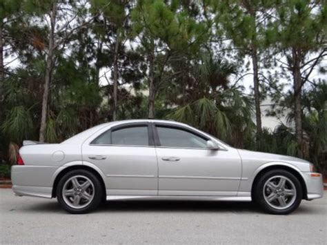 sell   lincoln ls  lse sport package  reserve