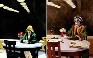 Famous, Art, Reinterpreted, As, Fashion, Editorial