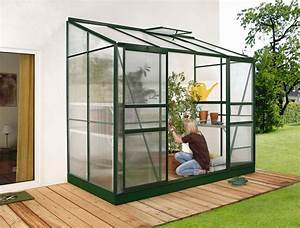 Anlehngewächshaus Selber Bauen : anlehnhaus ida 5200 aluminium blank ~ Orissabook.com Haus und Dekorationen