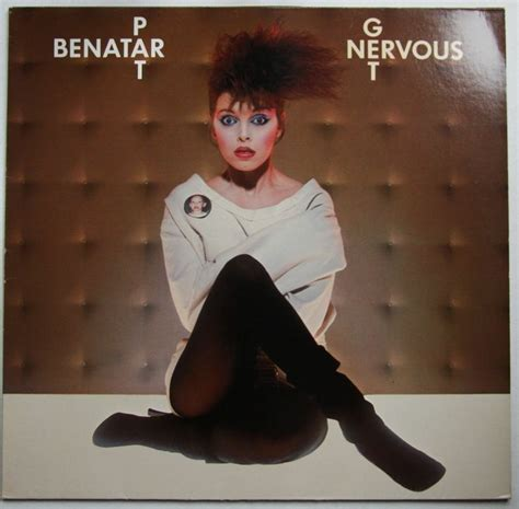   Pat Benatar - Get Nervous Records, CDs and LPs   Pat ...