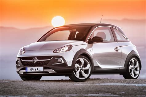 vauxhall adam new vauxhall adam unlimited brings more personalisation