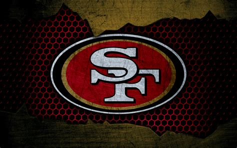 wallpapers san francisco ers  logo nfl