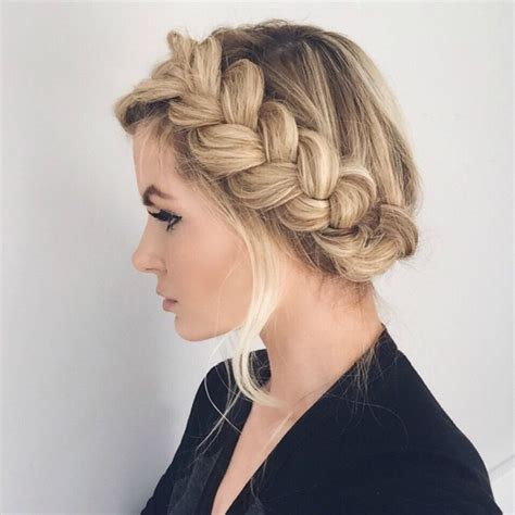 master the crown braid hairstyle here s how