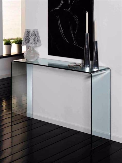 consolle ingresso tavolo da pranzo salotto soggiorno vetro