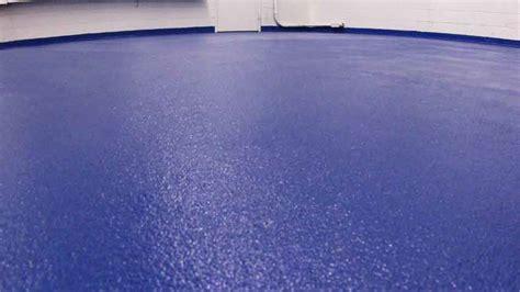 one day concrete floor coatings shop floor polyurea