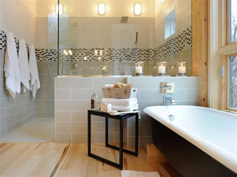 Spa Bathroom Makeover Photos  Bathroom Ideas & Designs Hgtv