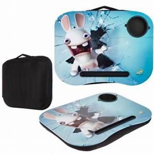 Coussin Pour Lapin : coussin plateau pour ordinateur portable lapins achat prix fnac ~ Teatrodelosmanantiales.com Idées de Décoration