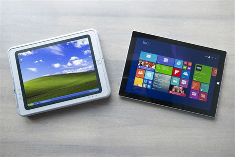 surface pro   windows xp tablet pc edition hp