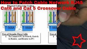 Crossover Cable Make Ethernet Rj45