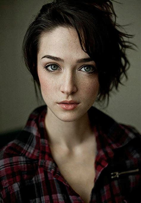 prove women  freckles  beautiful