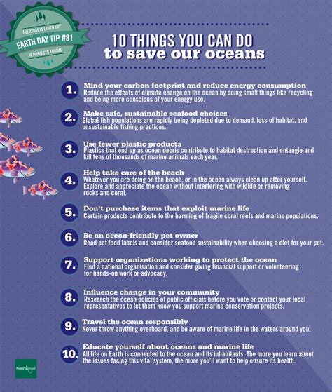 10 #tips You Can Do To #save Our #oceans!  Go Green