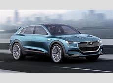 Audi's fully electric SUV is coming Top Gear