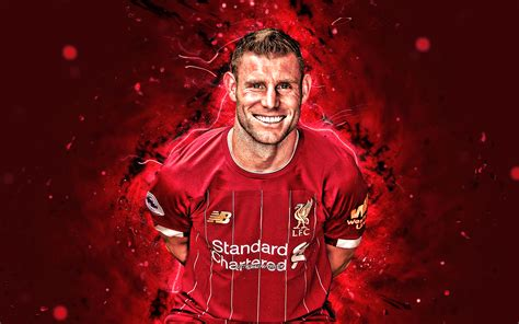 Download wallpapers 4k, James Milner, season 2019-2020 ...