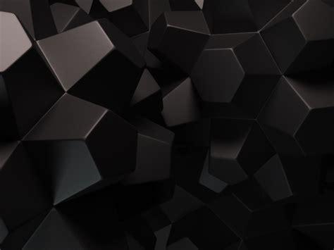 geometric shapes 3d mac wallpaper free mac