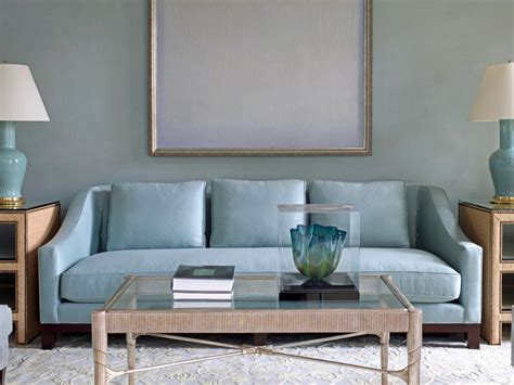 Decorating Ideas For Living Room With Blue Sofa by 7 Blue Living Rooms Hgtv