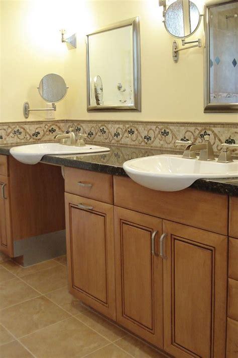 Modern Bathroom Ca by Certified Aging In Place Bathroom In Ca