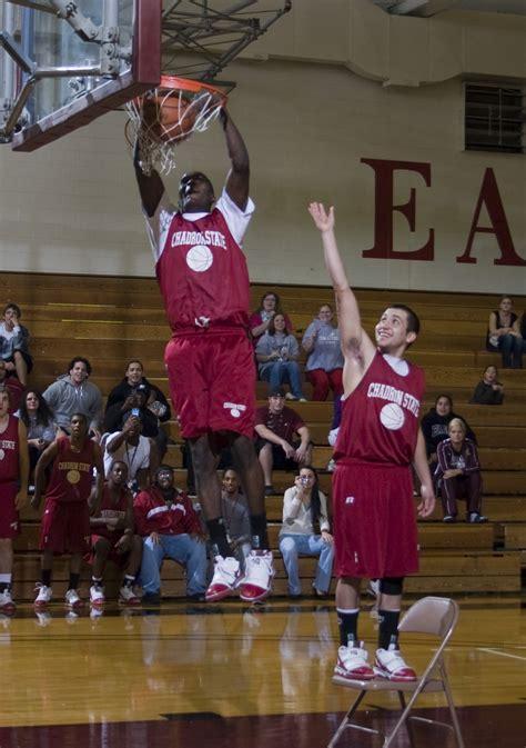 csc basketballs fan appreciation night  success news