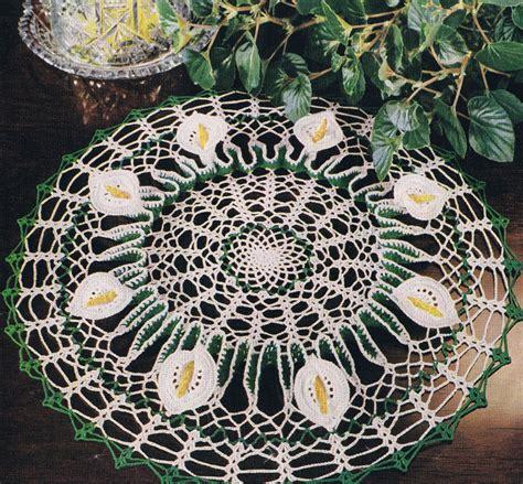 Free Vintage Crochet Doily Patterns