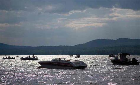Lake Sebago Boating boating sebago lake maine new boating fishing
