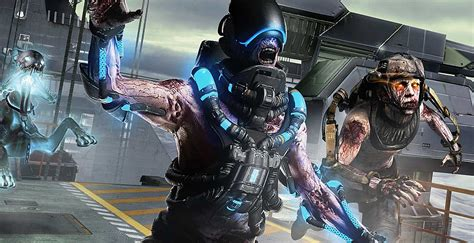 carrier warfare zombies advanced exo zombie duty call shark cod trailer easter dlc egg aw profile ship stars round descent