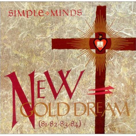Tihkusateen Masentama Puisto Simple Minds New Gold Dream