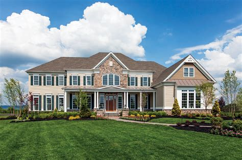 New Construction Homes Nj by New Homes In Hillsborough Nj New Construction Homes