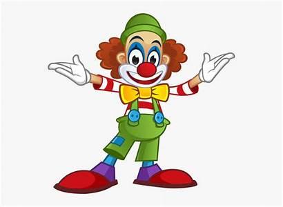 Clown Circus Clip Clipart Performer Cartoon Arts