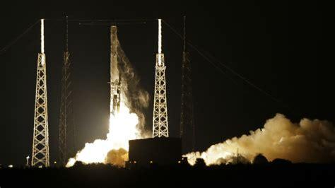 SpaceX Launches Rocket But Misses The Landing : NPR