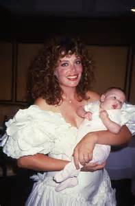 Kelly LeBrock with Children