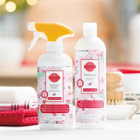 Perfect Peppermint Clean Bundle | Scentsy Online Store