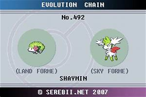 Pokémon Of The Week Shaymin Sky Forme