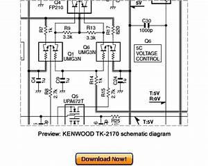 Kenwood Tk-2170 Service Repair Manual Download