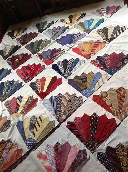 Silk Quilt Tie Quiltingboard