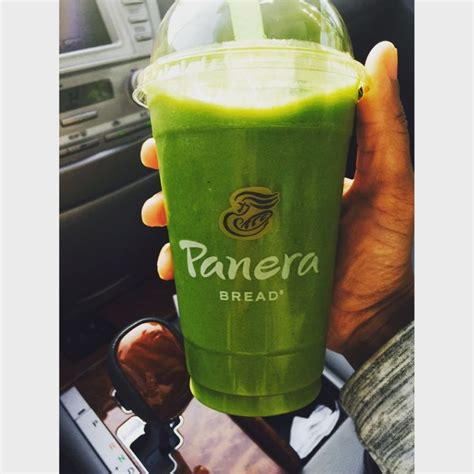 Panera Bread Green Passion Power Smoothie | Health ...