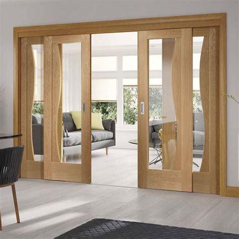 20 Latest Wooden Sliding Doors For Living Room