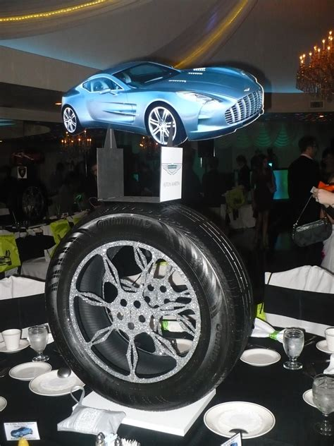 car centerpiece bar mitzvah centerpieces cars car