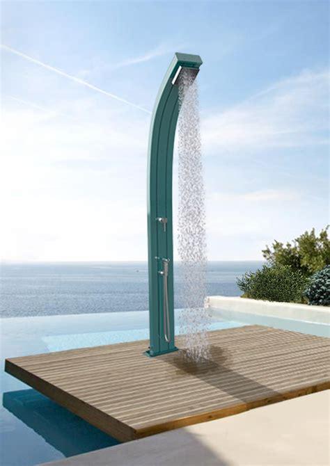 doccia esterno doccia per esterno riscaldamento solare e lavapiedi top line