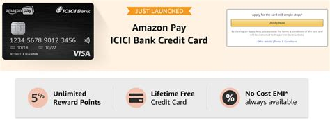 Amazon pay credit card comes with unlimited cashback offers. Amazon Pay ICICI Bank Credit Card - Review, Details, Offers, Benefits, Fees, How To Apply ...