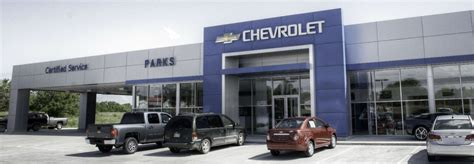 About Parks Chevrolet In Augusta, Ks, Serving Wichita & Derby