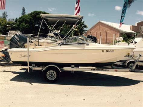 Scout Dorado Boats For Sale by Scout 185 Dorado Boats For Sale