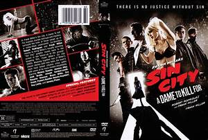 Sin City: A Dame to Kill For DVD Cover (2014) R1