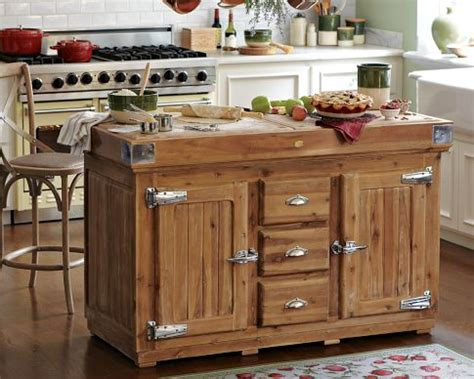 cuisine antique the berthillon kitchen island