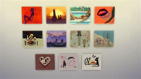 Comprehensive Paintings List