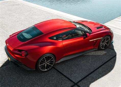 Aston Martin Vanquish Zagato Enters Production Carscoza