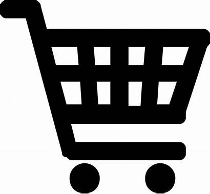 Shopping Icon Cart App Svg Mall Transparent