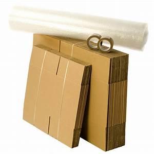 Cartons De Déménagement Gratuit : kit d m nagement t1 t2 avec 1 rouleau d 39 adh sif gratuit ~ Melissatoandfro.com Idées de Décoration