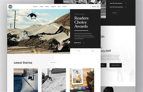 10 Free Personal Blog & Magazine Layout PSD Web Templates ...